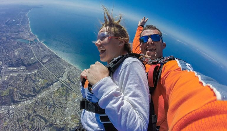Skydive Oceanside - FRIDAY SPECIAL - 13,000ft Jump