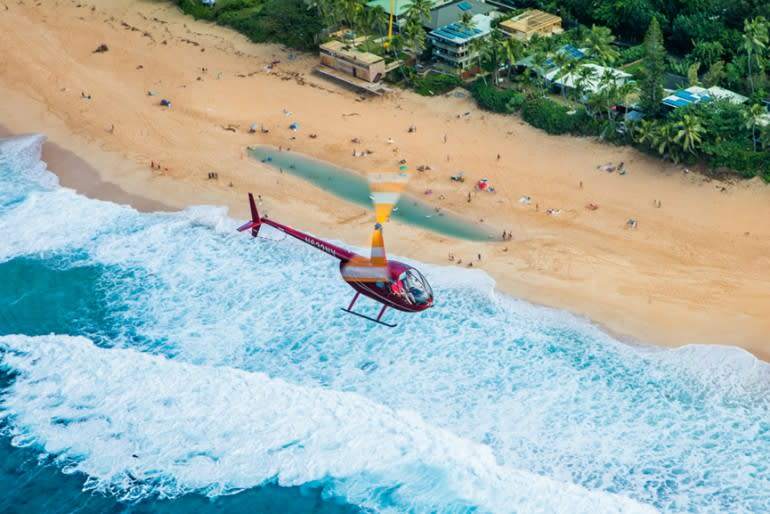 Helicopter Tour Oahu - 20 Minutes