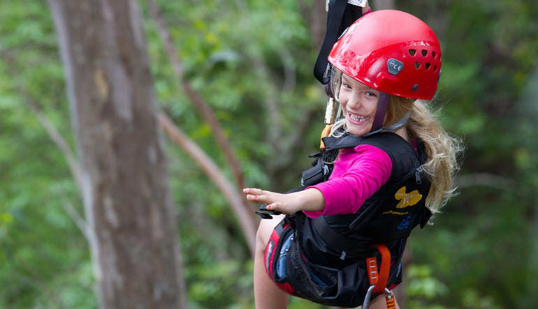 Treetop Zipline Tour Maui, 6 Line Tour with QUICKJUMP - 2.5 Hours