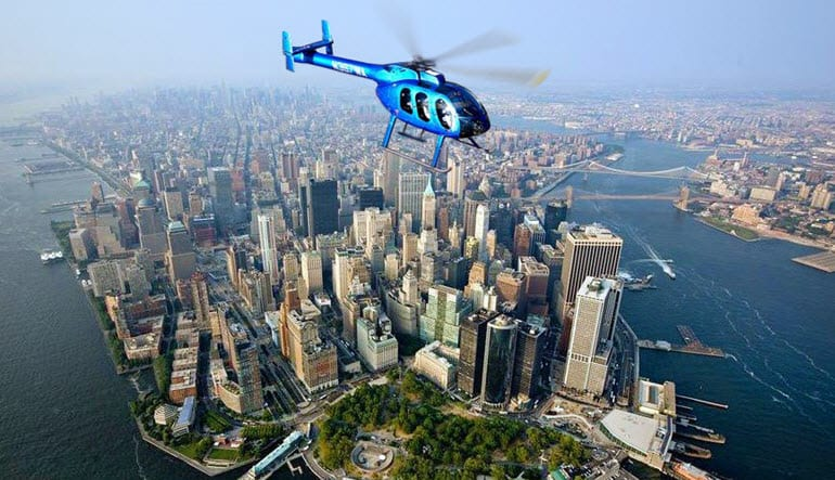 Helicopter Ride Westchester To Nyc