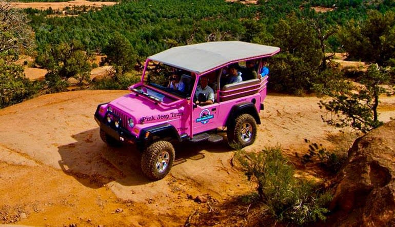 Grand Canyon Plane Tour with Jeep Adventure