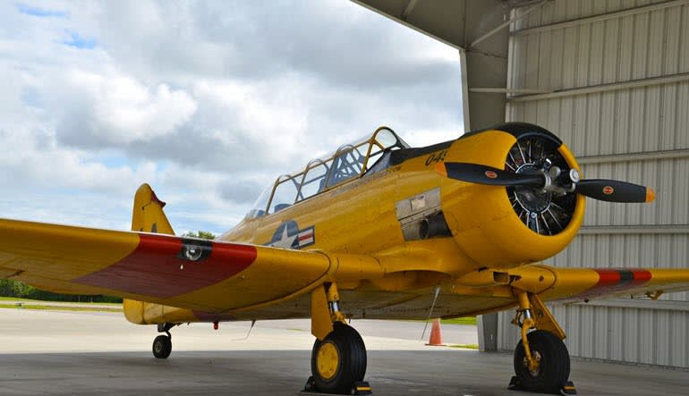 Warbird Flight Orlando Aircraft