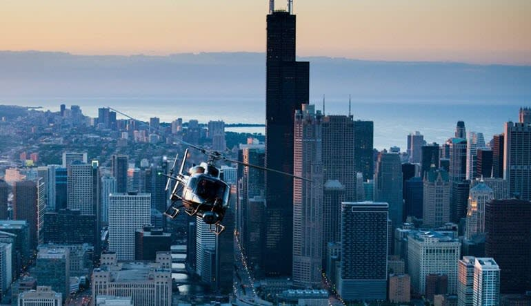 Helicopter Pilot Experience Chicago City