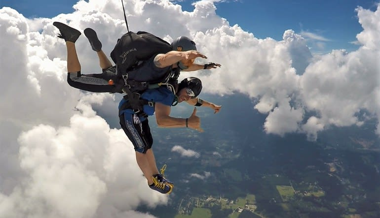 Skydive Savannah, Augusta - 15,000ft Jump