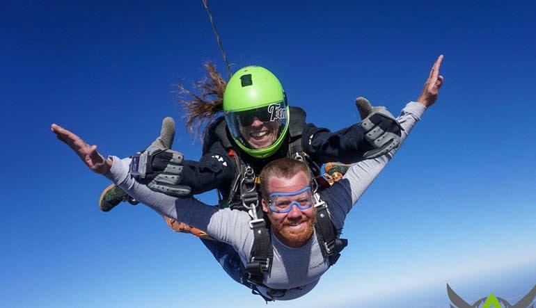 Skydive Kansas City - 8,000ft Jump