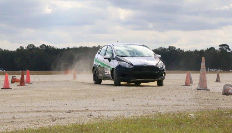 Road Course Driving School Florida Track