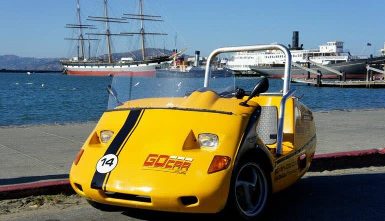 GoCar Tour San Diego