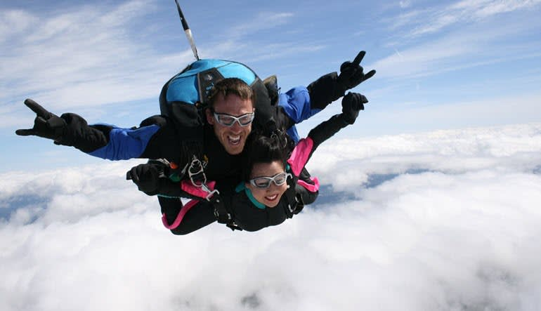Skydive Toledo - 13,000ft Jump