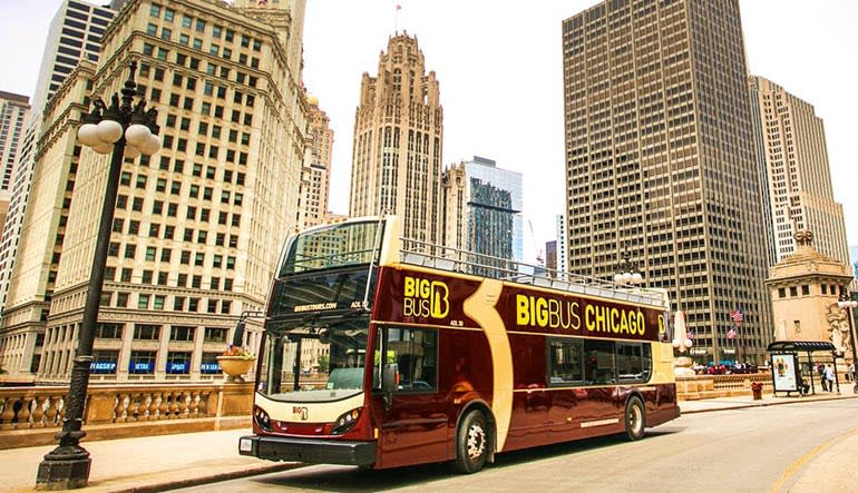 Bus Tours Chicago Big Bus