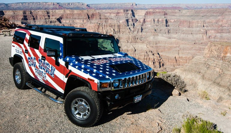 Hummer Tour Las Vegas, Death Valley National Park - Full Day