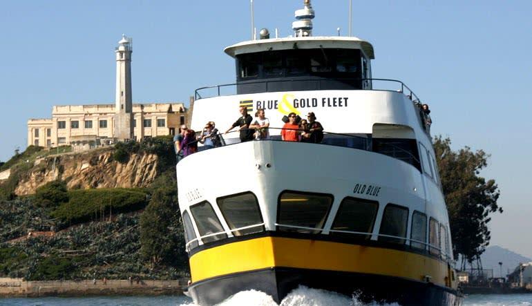San Francisco Bay Cruise Escape From The Rock