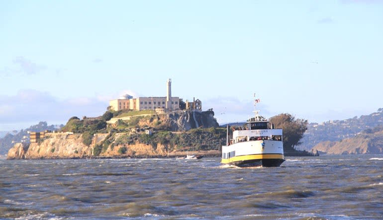 San Francisco Bay Cruise Alcatraz