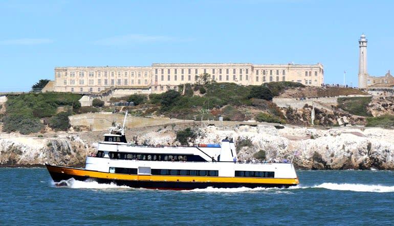 San Francisco Bay Cruise Alcatraz Island