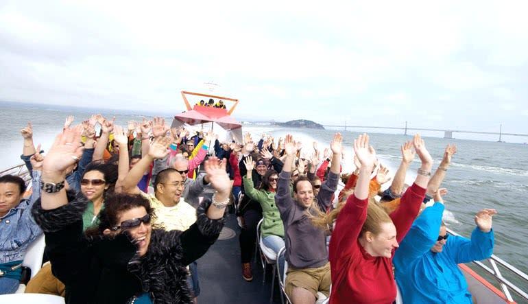 San Francisco Bay Rocket Boat Group