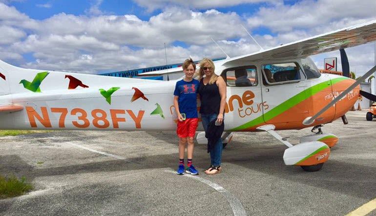 Scenic Flight Miami - 55 Minute Flight