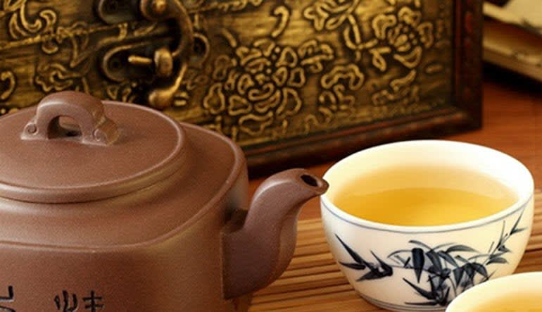 Chicago Walking Tour Chinese Tea