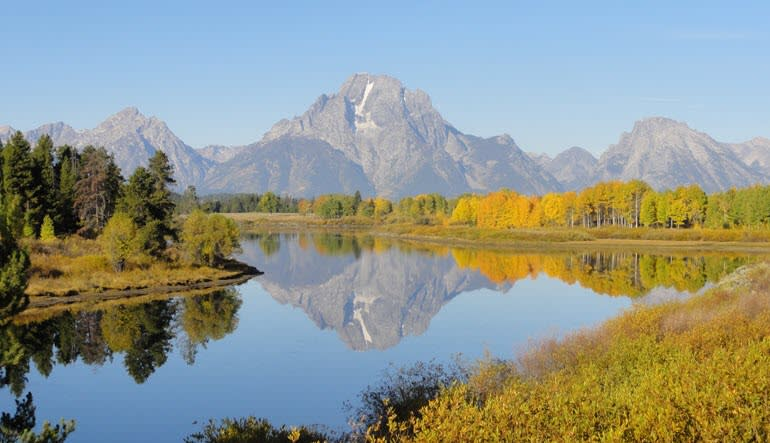 Jackson Hole Summer & Fall Wildlife Sunset Safari Landscape