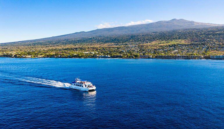 Big Island Whale Watching Catamaran Cruise Boat