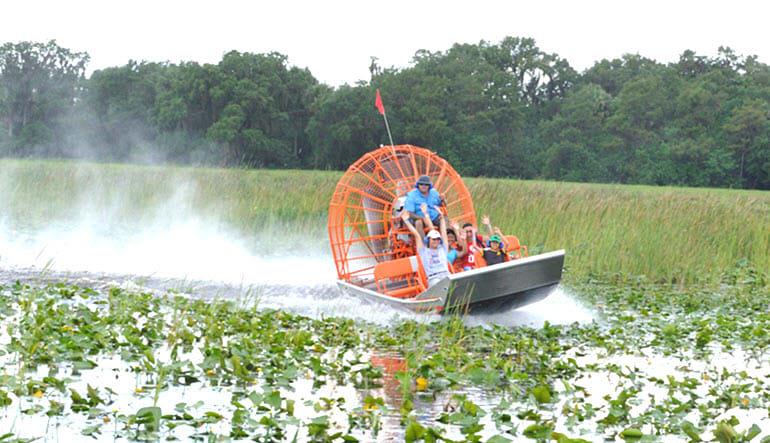 Airboat Swamp Tour Orlando