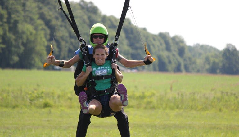 Skydive Canton - 10,000ft Jump