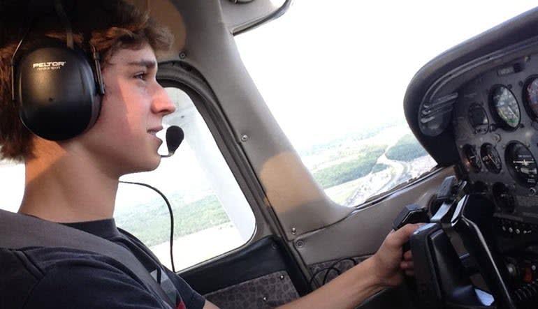 Flight Lesson Chicago