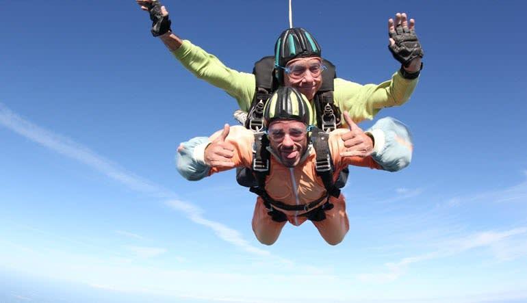 Skydive Cleveland Tandem