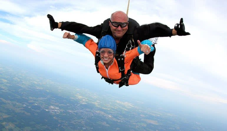 Skydive Cleveland Jump