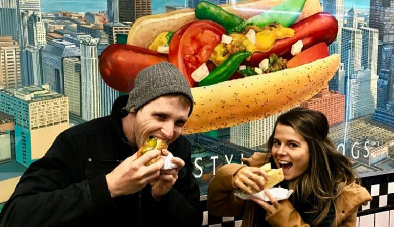 Chicago Food Walking Tour