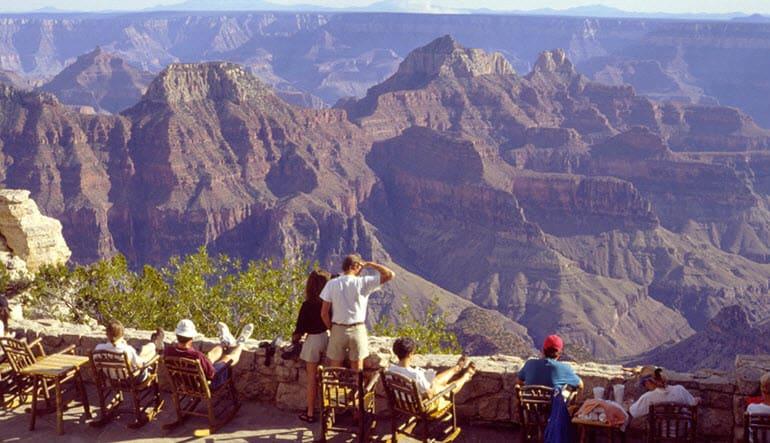 Grand Canyon South Rim Plane Tour Views
