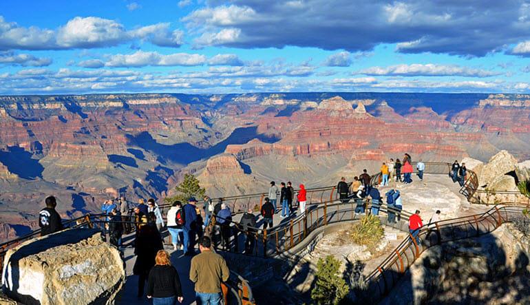 Grand Canyon South Rim Plane Tour Gorge