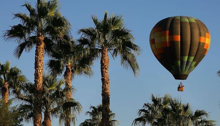 Hot Air Balloon Ride Palm Desert