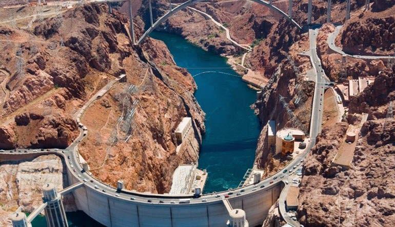Grand Canyon Helicopter Tour Colorado River