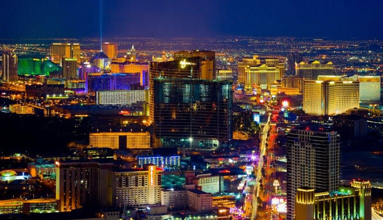 Private Helicopter Ride Las Vegas