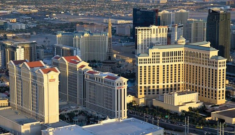 Helicopter Tour Las Vegas Daytime