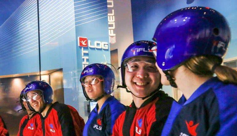 Indoor Skydiving Dc