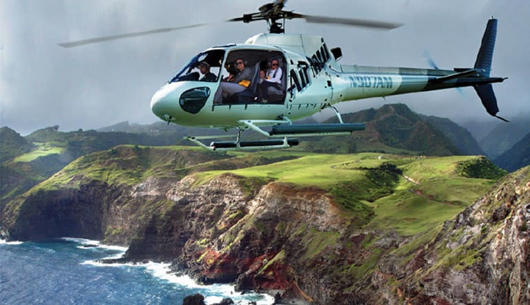 Maui Tours Off Helicopter Tour
