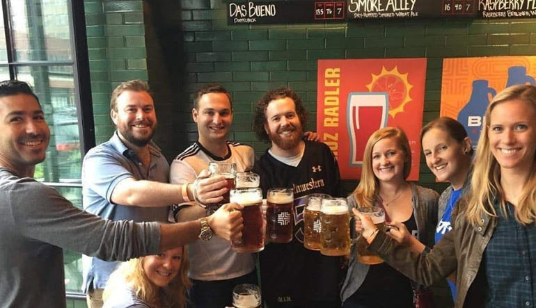 Chicago Comedy Beer Tour