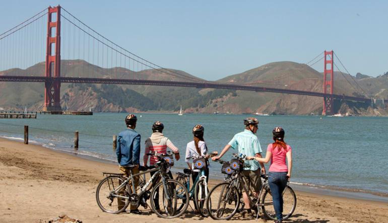 The San Francisco Sightseeing Pass Bridge