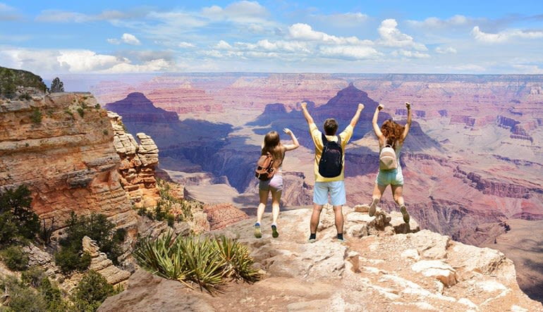 Grand Canyon National Park Bus & Walking Tour Friends