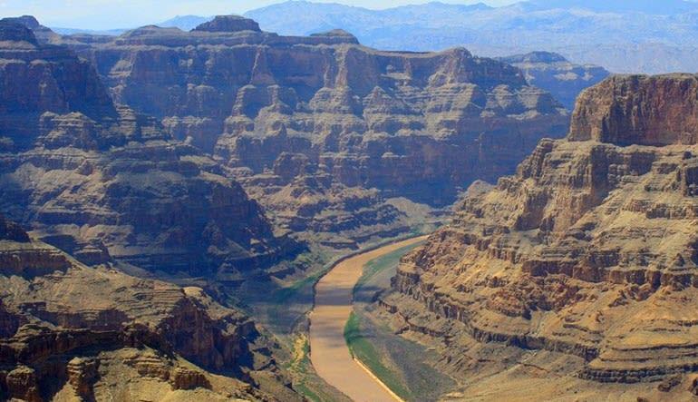 Grand Canyon National Park Luxury Bus Tour Landscape
