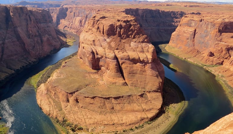 Grand Canyon Day Tour from Sedona Horse Shoe Bend