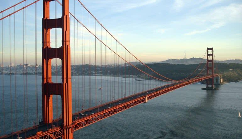 San Francisco Luxury Coach Tour Grand City Tour Golden Gate