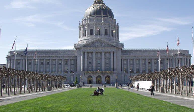 San Francisco Luxury Coach Tour Grand City Tour Attraction