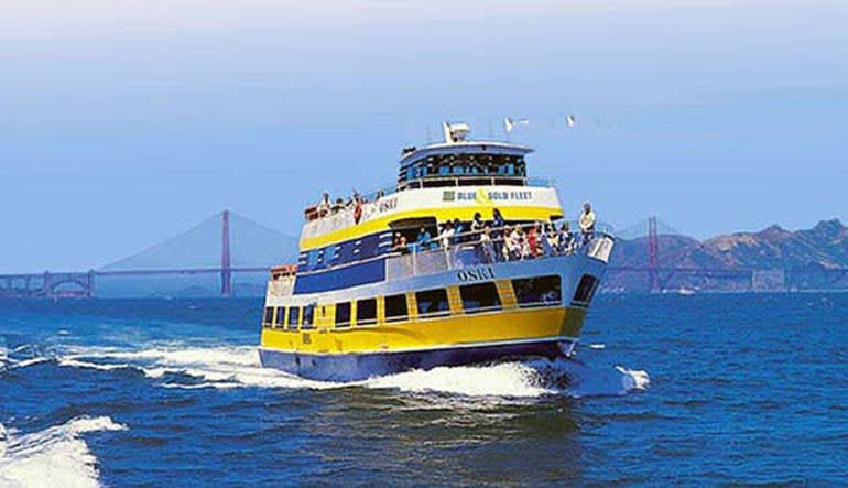 San Francisco Luxury Coach Tour, Muir Woods National Monument with Sausalito Ferry Return
