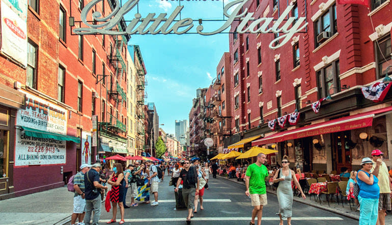 New York City Walking Tour Story of America - 2 Hours