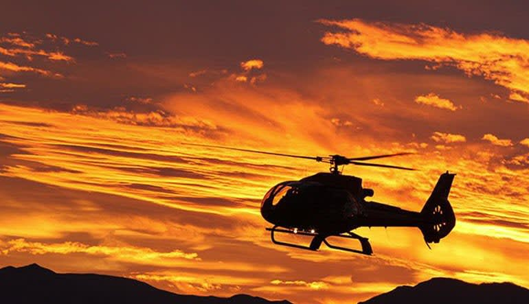 Sunset Grand Canyon Helicopter Tour with Canyon Floor Landing