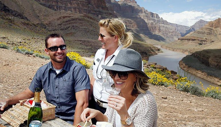 Grand Canyon Sunset Helicopter Tour Nv