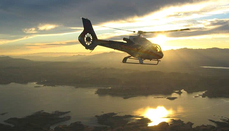 Sunset Grand Canyon Helicopter Tour