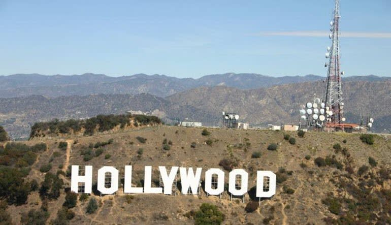 Private Helicopter Ride Los Angeles Hollywood Sign