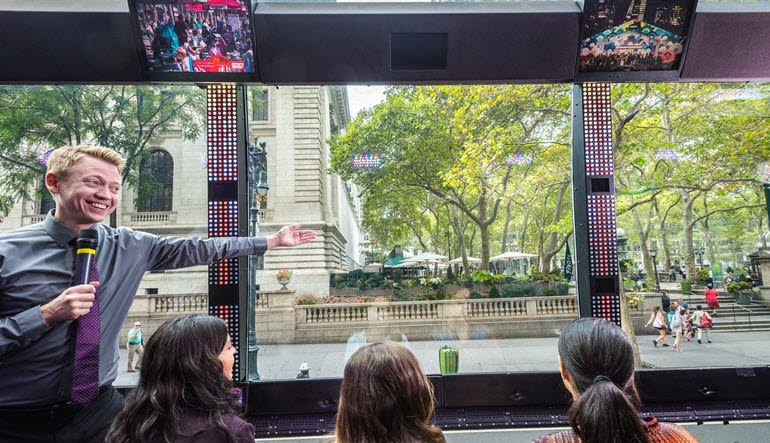 The Downtown Experience New York City Guide